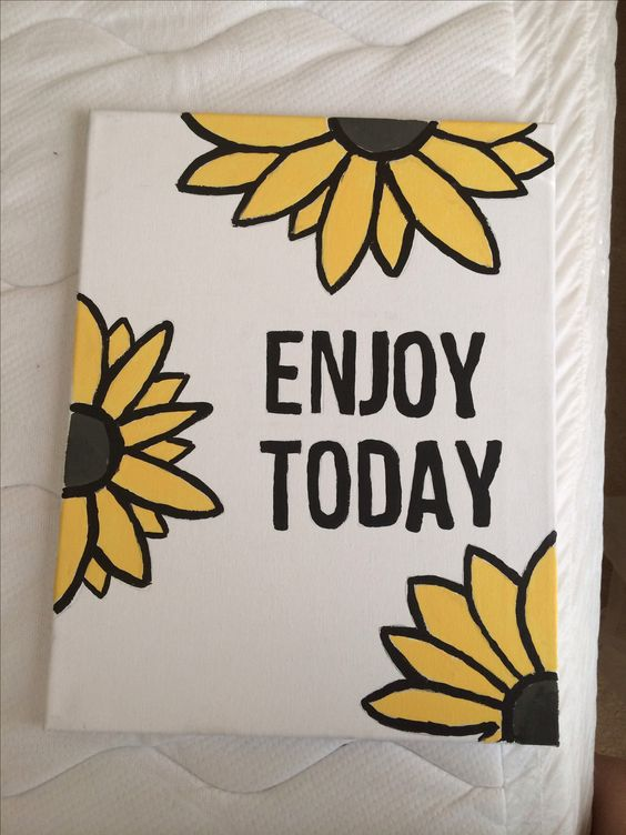 37 Easy Canvas Painting Ideas You Can Diy Page 4 Of 37 Vimdecor