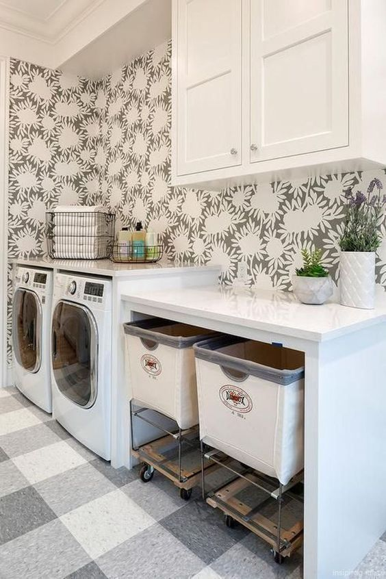 50 Best Laundry Room Decorating Ideas To Inspire You Page 22 Of 53 Vimdecor