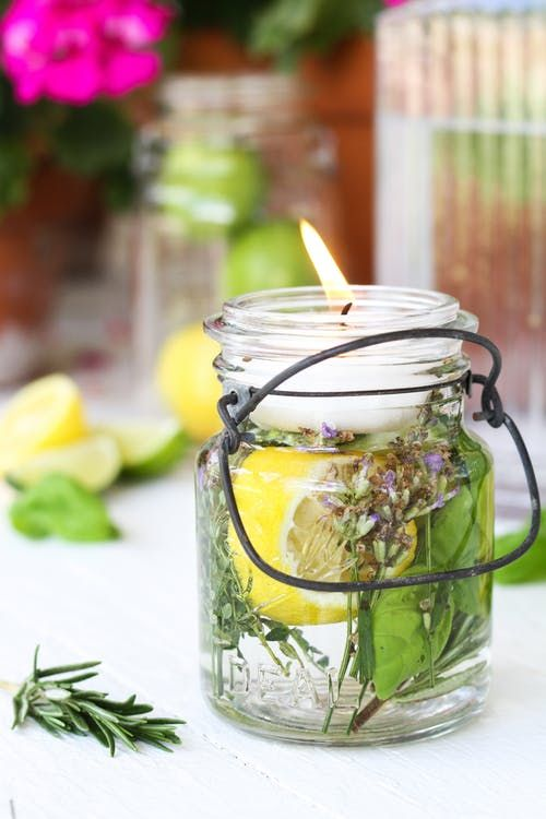37 Creative DIY Candles Will Decor Your Home Diy decor for home, home decor,candles,decoration