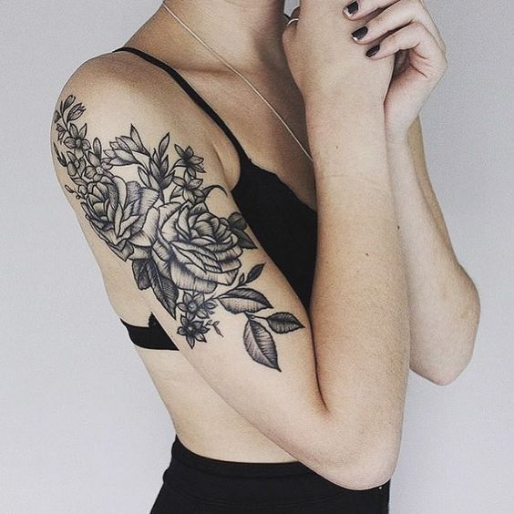 50 Perfect Tattoo Sleeves That Are Super Gorgeous sleeve tattoos, tattoos for women, tattoo sleeves